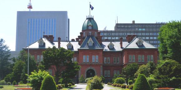 赤れんが庁舎外観