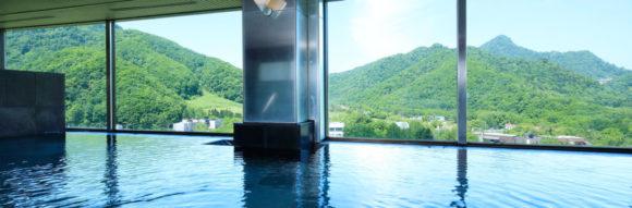 定山渓ビューホテル温泉画像
