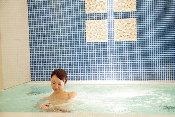 こみちの湯ほのかの大浴場