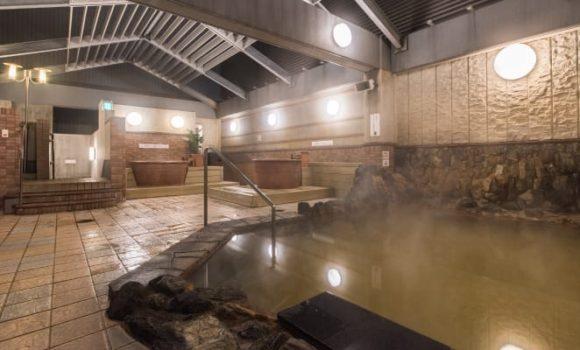 プレミアホテル-CABIN-札幌の温泉画像